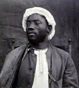 King Mwanga II of Buganda, who reportedly had sexual relations with men.  (Photo courtesy of Sebaspace)
